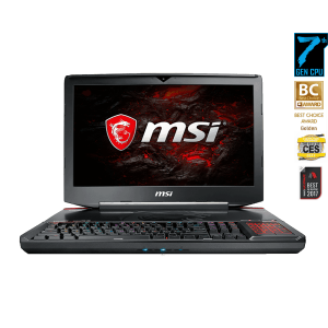 "MSI GT83VR 7RE Titan SLI ""i7 7th GEN, GTX 1070 8GB GDDR5"""