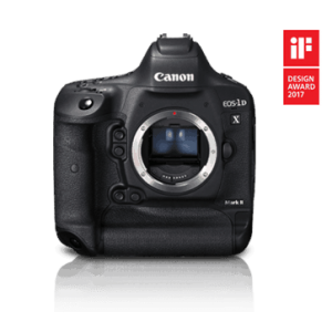Canon EOS-1D X Mark II (Body Only)