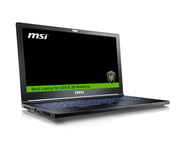 msi, Gaming, Laptop, i7, Kaby lake, Best, laptop, CAD, 3D, Modeling, Video Editing, EDIUS, Project, Premiere, Adobe, Autodesk, MAYA, NX,