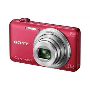 Sony Cybershot DSC-WX80/R 16.2MP Digital Camera