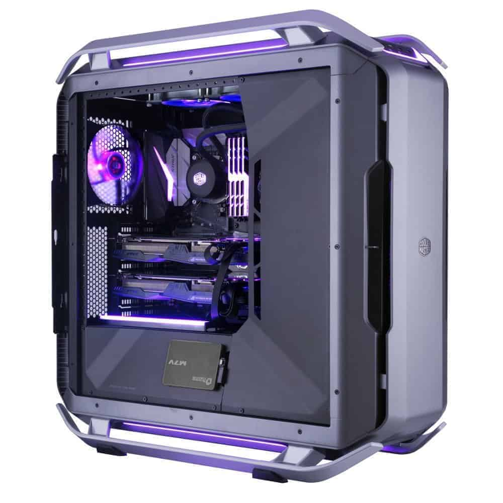 Cooler Master Cosmos C700p Gun Metal E Atx Full Tower With