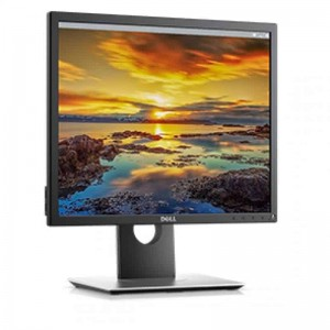 """Dell Professional 19"""" Square Monitor P1917S Dell Professional 19"""" Square Monitor P1917S Professional LED Monitor LED Monitor with HDMI and VGA Port (Black and Silver), ASUS, Monitor, Full HD, 4K, in Best Price"""
