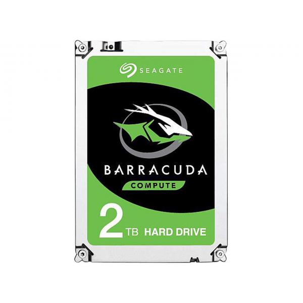 Seagate 2TB Hard Drive 7200 RPM, Barracuda, High Speed Hard Disk, 2000GB,
