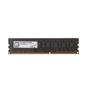 GSKILL 4GB DDR3 RAM Value Series - NT (F3-1600C11S-4GNT)