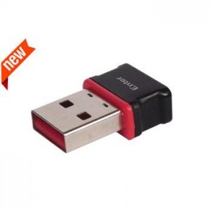 150 MBPS WIRELSS LAN ADAPTER, Enter - USB EN-E-W160N USB to Wireless LAN 150Mbps E-W160N satyamfilm.com kartmy.com