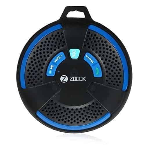 Zoook Portable Speaker ZB-AQUA, Kartmy