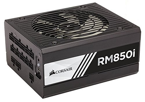 Corsair RMi SeriesTM RM850i - 850 Watt 80 PLUS® Gold Certified Fully Modular PSU with Corsair Link Digital, Premium components for great performance with very low noiseCorsair RMi series power supplies are 80 PLUS Gold certified and give you extremely tight. Buy Corsair RMi SeriesTM RM850i - 850 Watt 80 PLUS® Gold Certified Fully Modular PSU with Corsair Link Digital online at low price kartmy.com, CORSAIR RM Series™ are fully modular, optimized for silence, and deliver gold-rated efficiency. ... The Corsair RM850 is fully modular and optimized for silence and high efficiency. ... 80 PLUS Gold rated efficiency saves you money on your power bill, and the low-profile black cables are ..., CORSAIR SMPS RM850I – 850 WATT 80 PLUS GOLD CERTIFICATION FULLY MODULAR PSU. Corsair RMi series power supplies are 80 PLUS Gold certified ..., Buy Corsair RMi Series RM850i 850W 80 PLUS Gold Modular PSU CP-9020083-UK ... Corsair. Series. RMi. Model. CP-9020083-UK. SMPS Power. 850W.