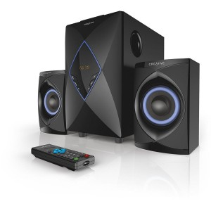 Creative SBS Speaker E2800 (USB/SD/FM), Kartmy