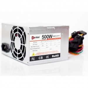 enter COMPUTER POWER SUPPLY 500W E-500A satyamfilm.com kartmy.com 500W computer power supply; 1.5M power cord; 3.3V magnetic design; Multiple protection: OCP,SCP,OVP, .... Computer Power Supply 500w Model No. E-500A, Buy Enter E-500A 500 W Power Supply Unit online at best prices in India, kartmy is a leading online shopping portal in India offers Enter E-500A Computer Power Supply 500W at lowest Prices.,