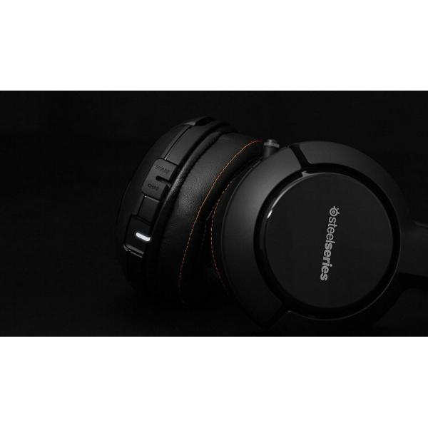 SteelSeries H Wireless Gaming Headset with Dolby 7.1 Surround Sound for PC/Mac PS3/4 Xbox 360 and Apple TV