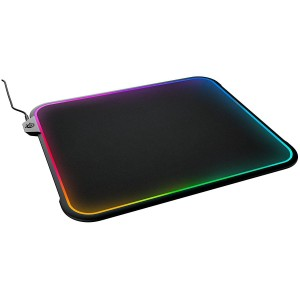 SteelSeries Prism 63391 RGB Mousepad with Gamesense, Kartmy