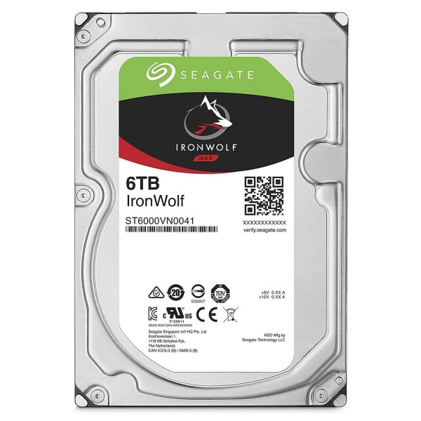 Seagate SATA 6 TB NAS DRIVE (IRONWOLF)ST2000VN004: Amazon.in: Computers & Accessories. ... Price: 6,599.00 FREE Delivery.Details. You Save ..... Seagate NAS HDD 2TB SATA 6GB NCQ 64 MB Cache Bare Drive ST2000VN000, ronWolf and IronWolf Pro hard drives are built for network attached storage enclosures providing 24×7 always on accessibility and meet the ever changing, kartmy.com , kartw.com kartnm.com. satyamfilm.com