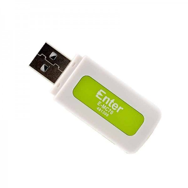 USB Card Reader All in1 Ext Enter E-MC70 , The eSecure compact card reader is compatible with over 150+ different memory cards, allowing you to read all your memory cards on one device, this is an essential for all households and especially for digital photographers. The card reader is perfect to transfer files from your camera/mobile phone's digital memory card to, OffersBank Offer. BB4 All In One + Usb Hub 3 Port 2.0 Combo Card Reader. White Panther OTG Micro SD+TF Card Reader. Multicolor. 3.6 ☆. (323). ₹200. ₹499. 59% off. OffersBank Offer. Iball High Speed Card Reader MCR20-Pack of 2 Card Reader. Oxza USB 2.0 + Micro OTG TF T-flash for Cell Phone PC C... Green, satyamfilm.com kartmy.com low price bulk price