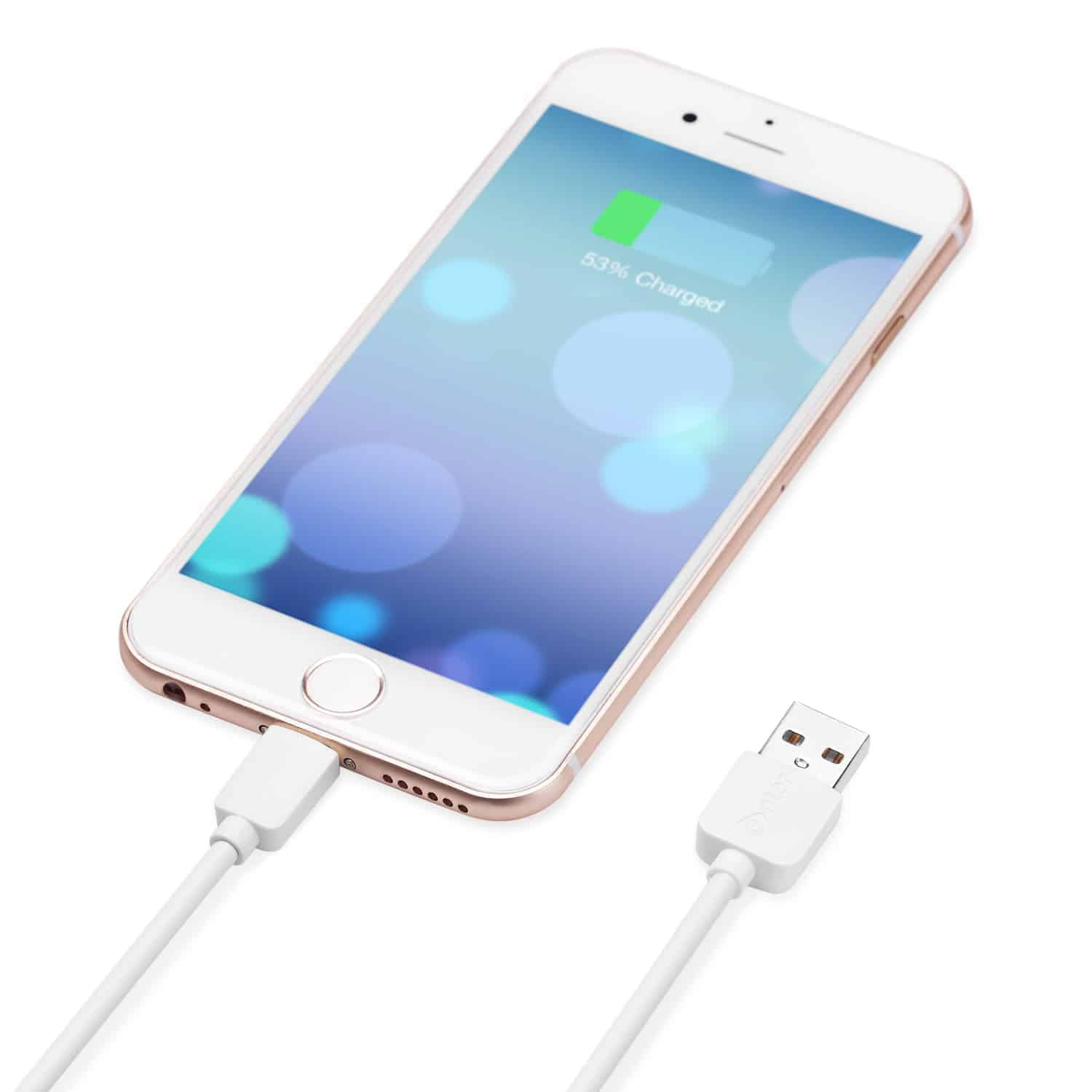 buy enter iphone fast charge and data transfer usb cable for apple devices usb e cr20 at the. Black Bedroom Furniture Sets. Home Design Ideas