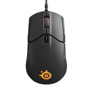 STEEL SERIES SENSEI 310 AMBIDEXTROUS WIRED GAMING MOUSE, Kartmy