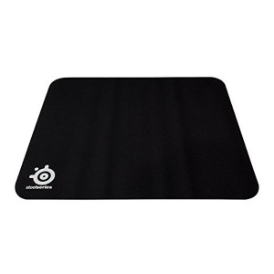 SteelSeries QcK+, Gaming Mouse Pad, 450mm x 400mm, Cloth, Rubber Base, Laser & Optical Mouse Compatible , Kartmy