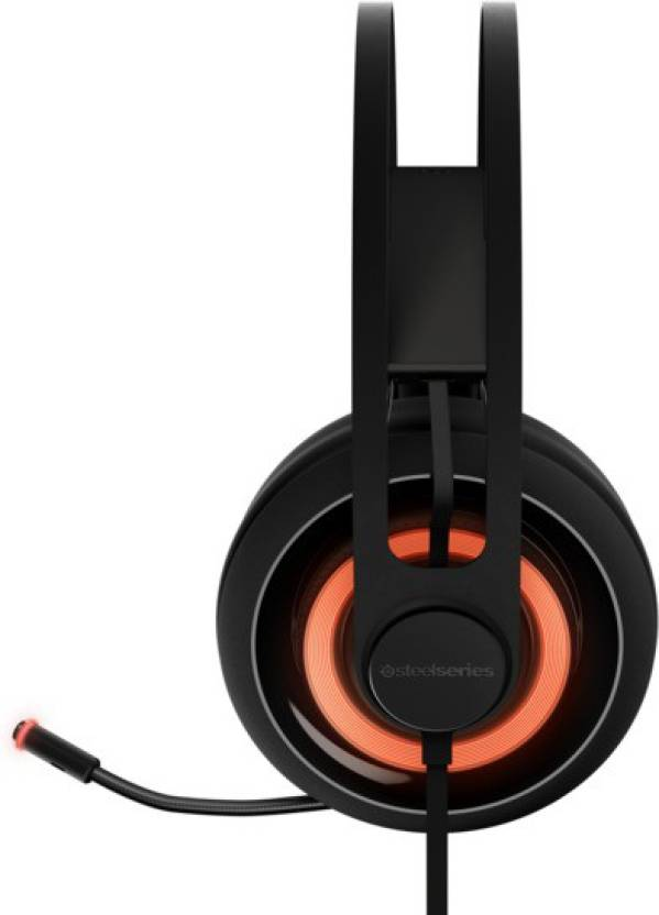 Kartmy, SteelSeries Siberia 650 Wired Headset with Mic