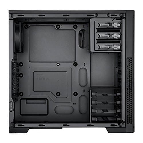 Carbide Series™ 300R: A compact expression of CORSAIR's gaming philosophy. ... The black painted interior has a CPU cutout for quick installing or upgrading ... Corsair CC-9011014-WW Carbide Series 300R PC Gaming Case (Black) ..... Nice cabinet, but if you are planning bigger CPU water cooler then buy 400R. Corsair CC-9011017-WW Carbide Series 300R PC Gaming Case (Black) ..... Although its old model, the cabinet was manufactured in 2017, the quality is very ... Corsair Carbide 300R Case Review: Corsair For the Masses ... down to the raw fundamentals of SECC steel and black plastic, there are still a ...