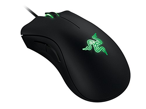 Razer DeathAdder 2013 Essential Ergonomic Gaming Mouse - AP Full Retail Packaging, Kartmy