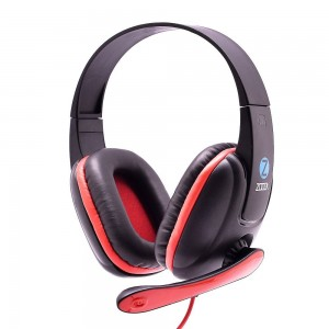 Zoook HEADPHONE WITH MIC ZM-H703, Kartmy