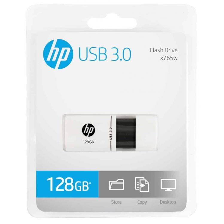 HP x765w 128GB USB 3.0 Pen Drive, Kartmy