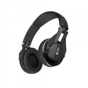 Zoook EXTRA BASS DJ HEADPHONES WITH MIC ZM-JAZZ DJ1, Kartmy