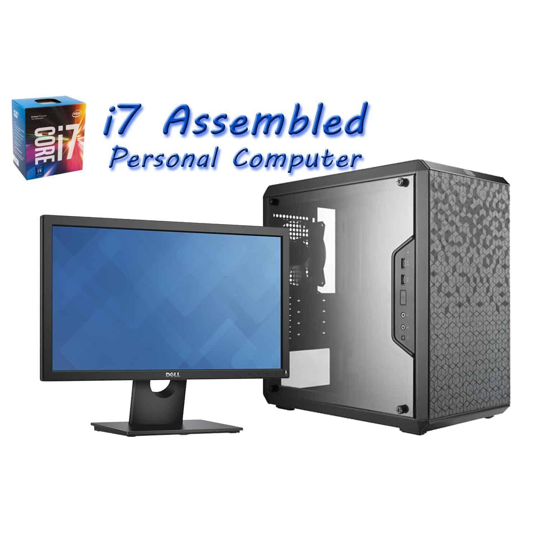 i7 Standard Full PC (Assembled PC)
