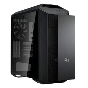 Gaming/Video/Editing/Mixing/Cabinet/Casing/PC Remastered. Get More, Pay Less! Upgraded MasterCase MC500P. With FreeForm™ Modular System, An edge-to-edge light grey tinted tempered glass side panel gives a wide view inside your PC to showcase your masterpiece, Flexible Dual Chamber Design - Removable partition panel isolates power supply and cables for clean management. ... Clear View Inside - An edge-to-edge light grey tinted tempered glass side panel gives a wide view inside your PC to showcase your masterpiece. ... Cooler Master is breaking, Buy Cooler Master MasterCase MC500P (MCM-M500P-KG5N-S00) online at low price in India on kartmy kartnp satyamfilm satyamfilms