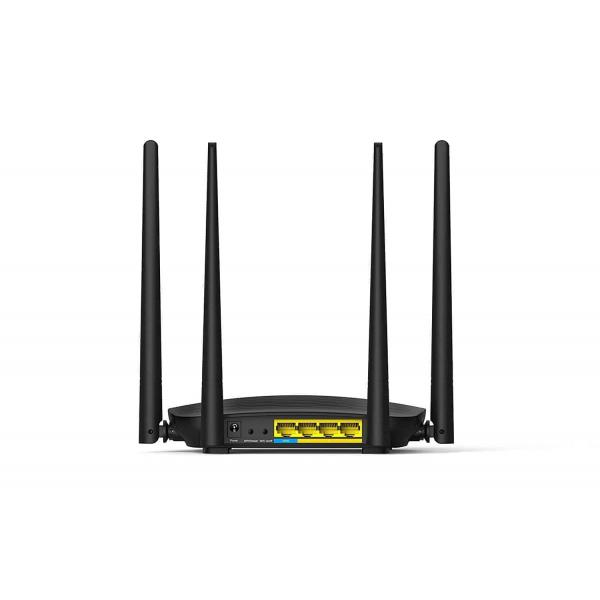 Equipped with a 1 GHz high-frequency CPU made with 28nm process, AC5 outperforms ordinary routers. Stable and fast internet connection lets you enjoy, Check out Tenda AC5 AC1200 Smart Dual-Band WiFi Router (AC5, Black) reviews, ratings, features, specifications and browse more Tenda products online at, , AC5 AC1200 Smart Dual-Band WiFi Router.Migration of ISP User Name and Password, Four 5dBi dual-band omni-directional antennas low price On kartmy.com kartnp satyamfilm satyamfilms