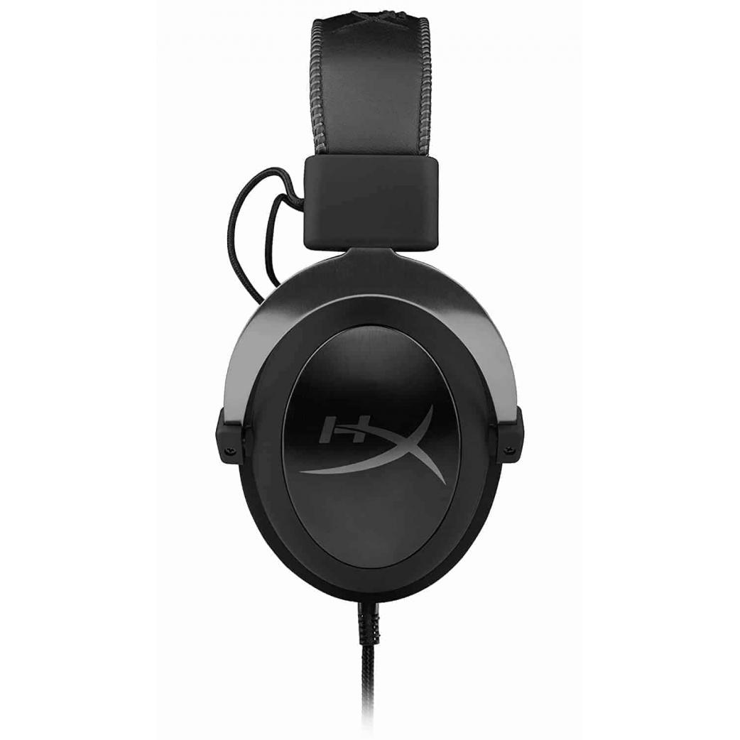 HyperX Cloud II Gaming Headset for PC,Xbox One,PS4 - Gun Metal