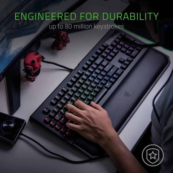Razer BlackWidow Chroma V2 - Mechanical Gaming Keyboard - US Layout