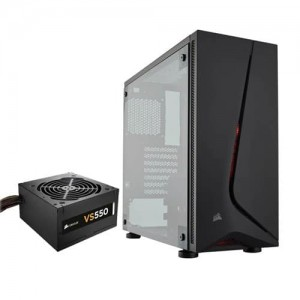 Buy Corsair SPEC 05 with VS550 PSU (CC-9011151-UK) Mid Tower Red LED Cabinet (ATX) online at low price in India CORSAIR Carbide Series SPEC-05 case is a mid tower ATX case gaming case ... Maximum GPU Length: 370mm; Maximum PSU Length: 180mm; Maximum kartmy kartnp satyamfilm