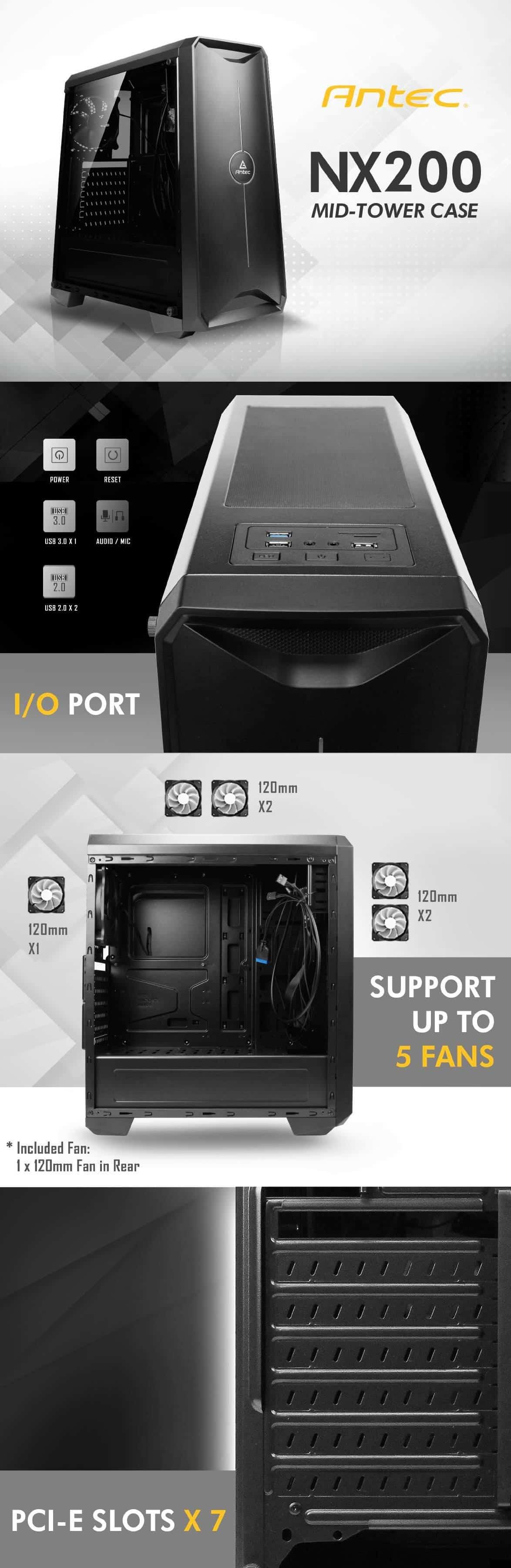 Antec NX200 RGB