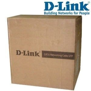 D-Link CAT6 Cable 305 Metre