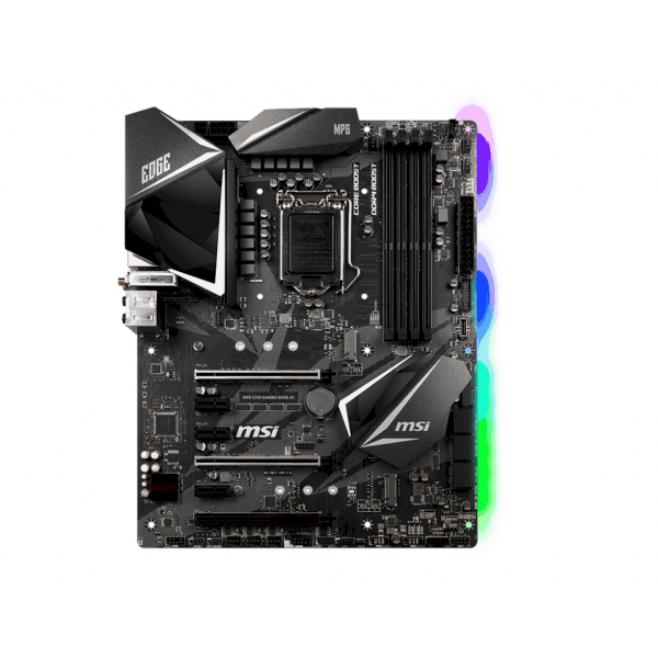 MSI MPG Z390 Gaming Edge AC Intel Z390 Coffee Lake, Does the Wi-Fi-lacking $200 MSI MPG Z390 Gaming Pro Carbon have the ... which resides an empty Key-E/CNVi slot for the -AC model's Wi-Fi module. ... The MPG Z390 Gaming Pro's bottom edge is packed with headers. , Buy MSI MPG Z390 GAMING EDGE AC Intel ATX Gaming Motherboard Review MSI MPG Z390 GAMING EDGE AC., Buy MSI MPG Z390 Gaming Edge AC Intel Z390 Coffee Lake LGA1151 ATX Desktop Motherboard at Wootware with fast shipping & superb service.