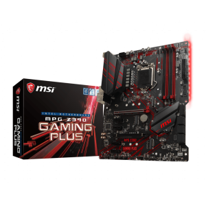 MSI Mainboard MPG Z390 GAMING PLUS